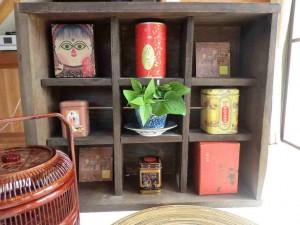 私の趣味 中国茶の茶箱集め 2014-07 2