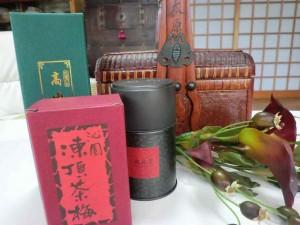 私の趣味 中国茶の茶箱集め 2014-07 3