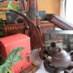 私の趣味 中国茶の茶箱集め