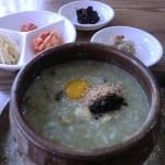 ソウル おいしい朝ごはん