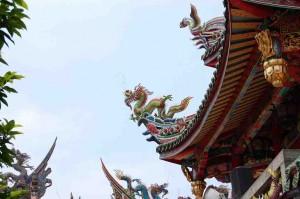 台北 龍山寺 2014-07 2