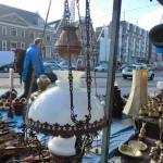 アムステルダム  ワーテルロー広場の蚤の市とアルバート・カイプ・マーケット