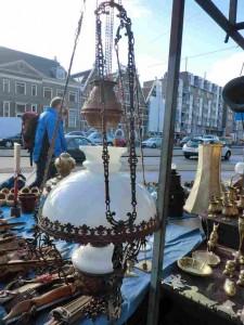 アムステルダム ワーテルロー広場の蚤の市 2014-10 1