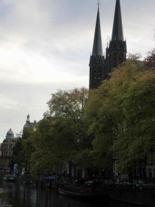 アムステルダム~人びとの暮らし~2014-10 13