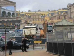 ヴェルサイユ宮殿 2014-11 5