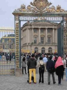 ヴェルサイユ宮殿 2014-11 7