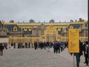 ヴェルサイユ宮殿 2014-11 6
