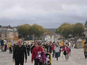 ヴェルサイユ宮殿 2014-11  15