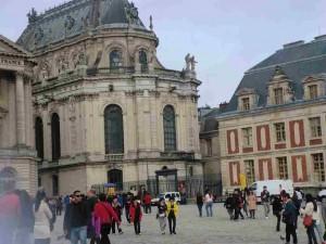 ヴェルサイユ宮殿 2014-11 9