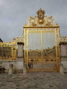 ヴェルサイユ宮殿 2014-11 11