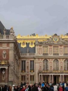 ヴェルサイユ宮殿 2014-11 14