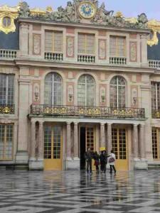 ヴェルサイユ宮殿 2014-11 10