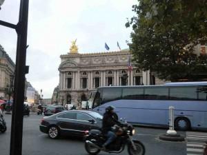 パリ オペラ座 スターバックス 2014-12 2