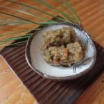 kimie's  recipe     ~ふきのとう味噌~