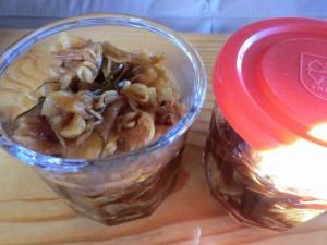 kimie,s  recipe  大根のハリハリ煮 2015-02 5