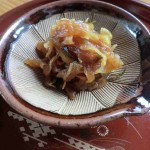 kimie's  recipe      ~大根のハリハリ煮~