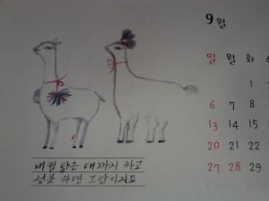 韓国からの便り 2015-01 8