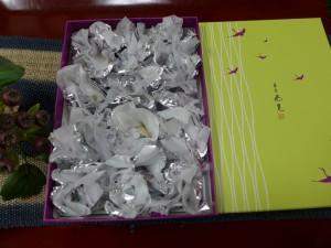 菓匠 花見 白鷺宝