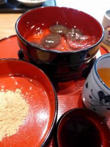 老松 嵐山 茶房「玄以庵(げんいあん))」