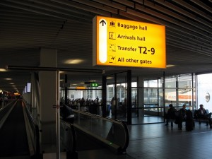 アムステルダム スキポール空港 2015-07 3