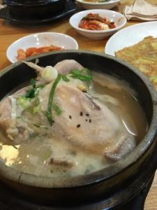 ソウル 土俗村 2015-11 4
