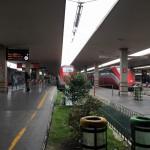 サンタ・マリア・ノッヴェラ駅からアレッツォ駅まで