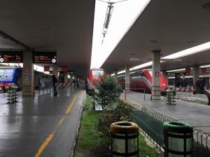 サンタ・マリア・ノッベラ駅からアレッツォ駅まで  2016-04 1