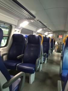 サンタ・マリア・ノッヴェラ駅からアレッツォ駅まで  2016-04 4