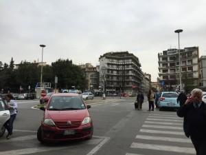 サンタ・マリア・ノッヴェラ駅からアレッツォ駅まで  2016-04 14