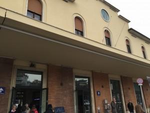 サンタ・マリア・ノッヴェラ駅からアレッツォ駅まで  2016-04 13