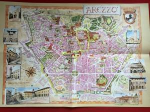アレッツォの蚤の市  2016-04 1