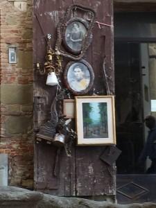 アレッツォの蚤の市  2016-04 14