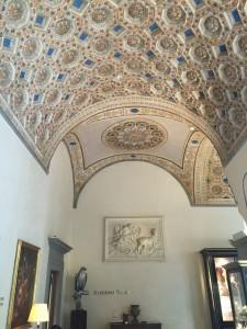 フォーシーズンズホテル フィレンツェ 2015-05 14