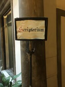 スクリプトリウム 2016-05 11