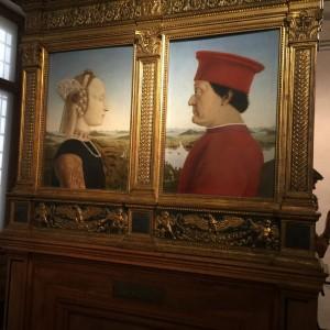 ウフィツィ美術館  2016-05 2