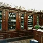 フィレンツェ 歴史ある薬局