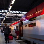ヨーロッパ鉄道旅に挑戦