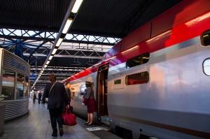 ヨーロッパ鉄道旅 2017-01-1