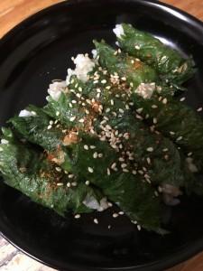 kimie's recipe 2017-07-04