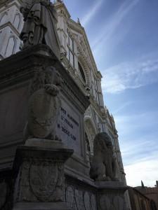 フィレンツェのアンティーク店 2018-1-09