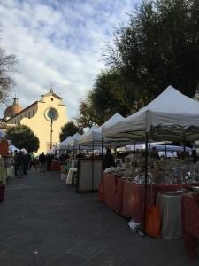 フィレンツェのアンティーク店 2018-1-05