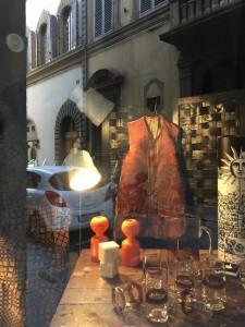 フィレンツェのアンティーク店 2018-1-07