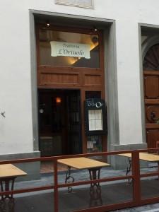 フィレンツェでパスタ三昧 2018-2-11