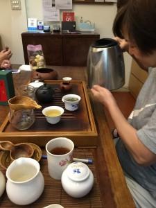 台北 お茶屋さん巡り 2018-05-12