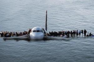 映画 「ハドソン川の奇跡」