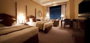 ホテルに泊まりに行こう